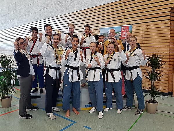 BW Poomsae Meisterschaft in Bad Saulgau