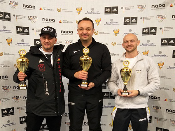 Deutsche Meisterschaft in Lünen