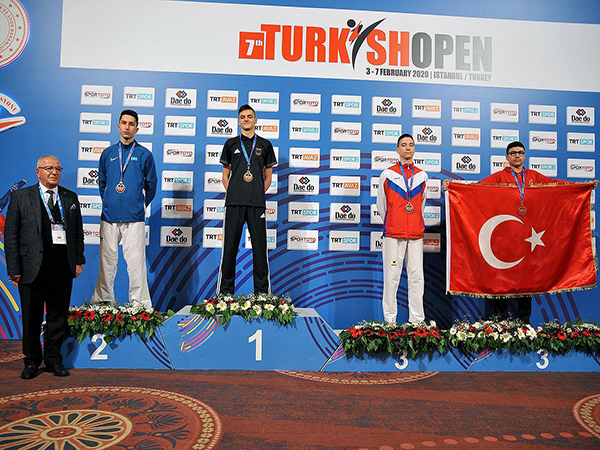 7th Turkish Open in Istanbul