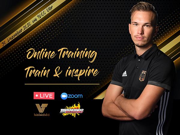 Online-Training mit Alexander Bachmann